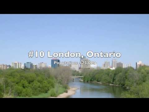 Largest Metropolitan Areas in Canada