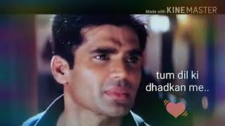 Tum dil ki dhadkan me rehte ho lyrics song by pk love