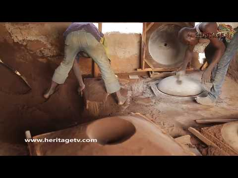 Made in Nigeria (How its made - Aluminium  pot)