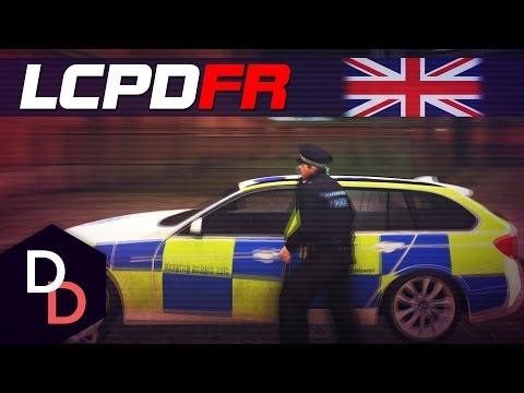 LCPDFR 1.0D The British way! - Day 76 - Police Scotland BMW 3