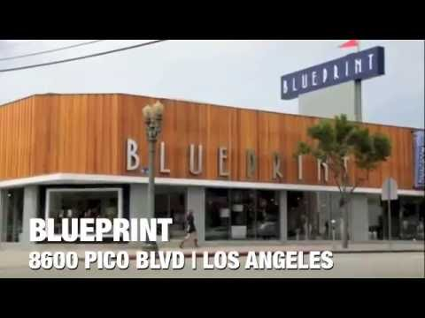 Blueprint Furniture | Modern Home + Office | Los Angeles