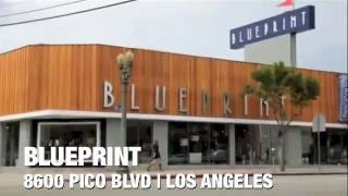 Blueprint Furniture Modern Home + Office Los Angeles