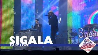Sigala - 'Easy Love' (Live At Capital's Jingle Bell Ball 2016)