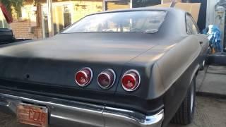 1965 impala ss 2nd update 6.0 swap