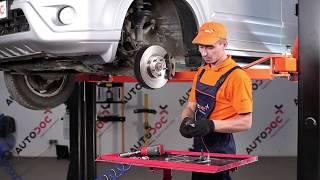 Montage HONDA CR-V II (RD_) Autoscheinwerfer: kostenloses Video