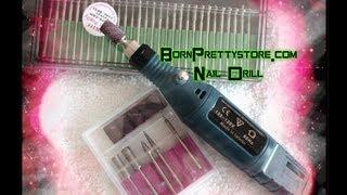 Bornprettystore Nail Drill Review
