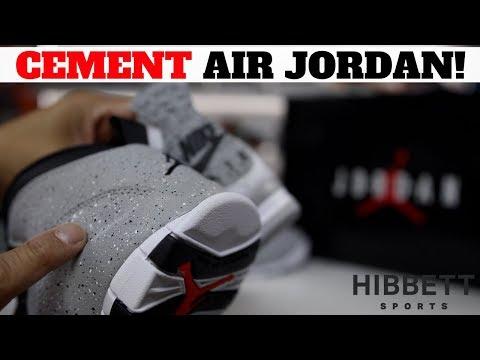 'CEMENT' AIR JORDAN X RETRO REVIEW!