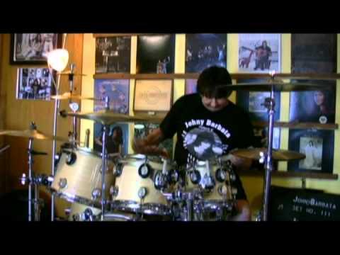 Johny Barbata Drum Instructional short