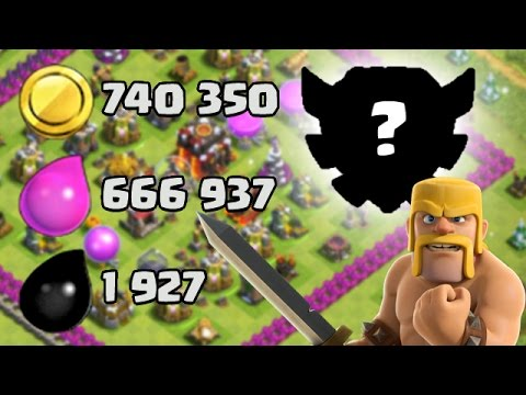 Clash of Clans: Hidden League! BEST for farming!?  The Promised League!
