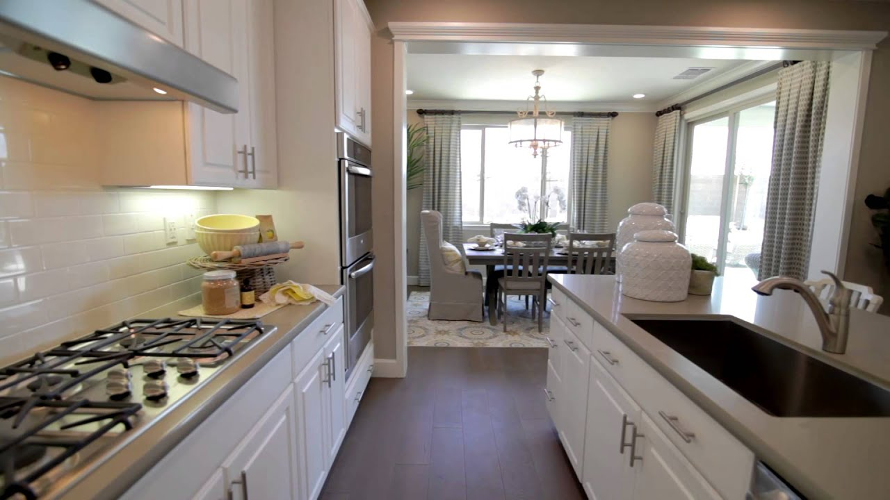 the prescott model home at ridgefield new homes by lennar youtube