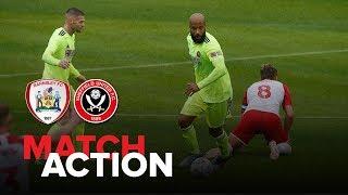Barnsley 1-4 Blades - match action