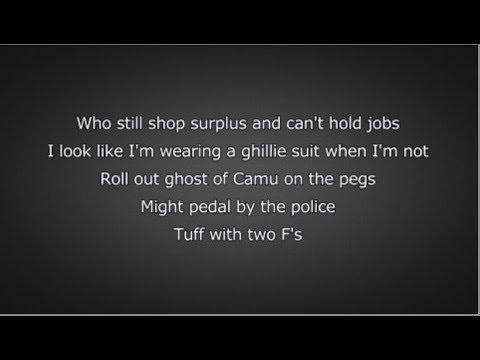 Aesop Rock - TUFF (Lyrics) mp3