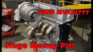 How Much Does It Cost To Build A 1000HP  Honda K20 K24?​