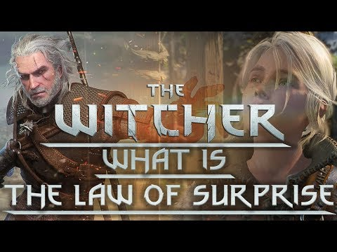 What Is The Law of Surprise?  - Witcher Lore - Witcher Mythology - Witcher 3 lore