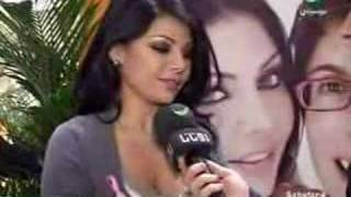 "Haifa wehbe reportage- ""Breast Friends"""