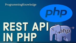 Welcome to this course on creating a simple rest api in php from scratch. video series we will see create and consume php. ▶️ cont...