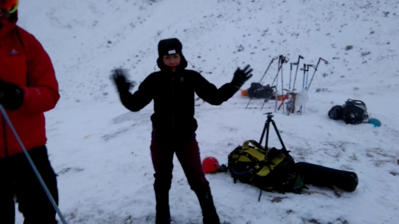 Wild Winter Camping in Glencoe, Scotland - YouTube