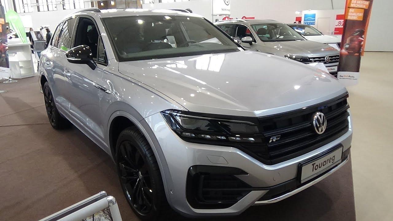 2019 volkswagen touareg 3 0 v6 tdi scr 286 - exterior and interior - autotage berlin 2018