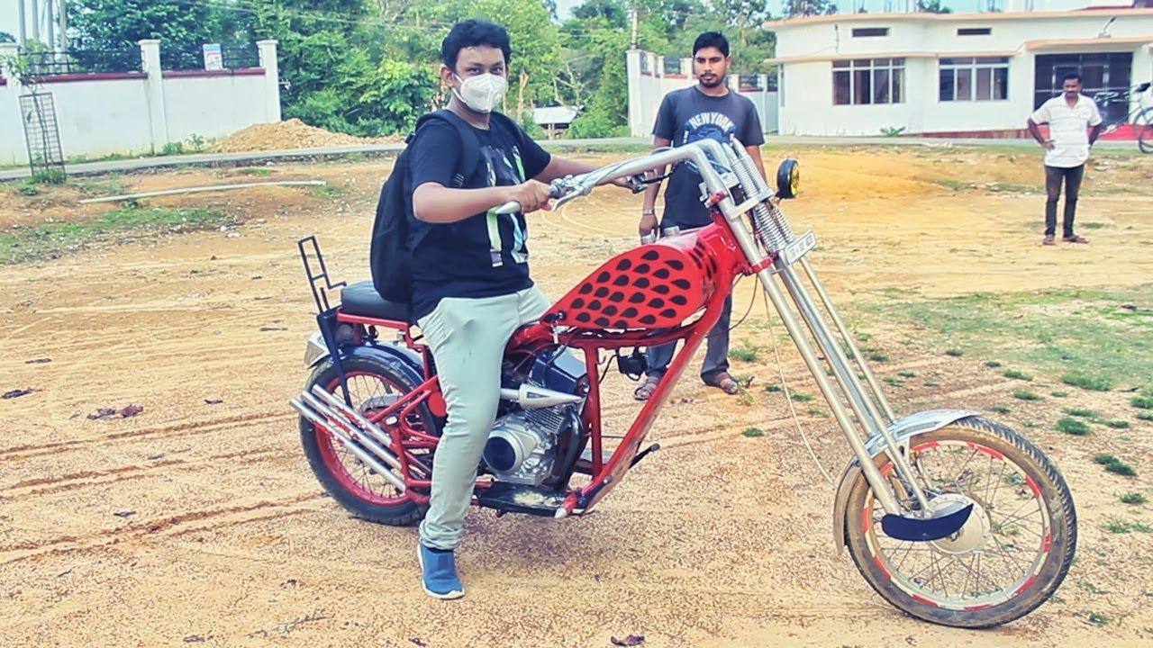 Ghost Rider | Self made Bike | Meetup Update (Important)