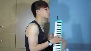 Boulevard-cover melodica