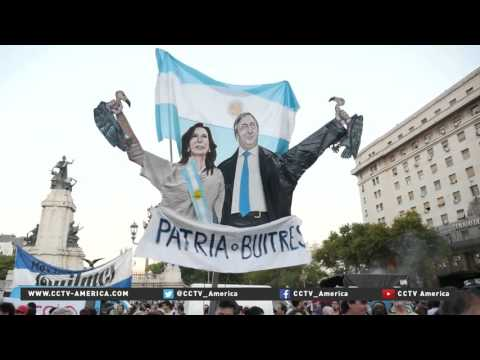 History of Argentina's debt crisis