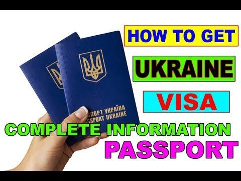 How To Get Ukraine Visit Visa [ business visa ] [ citizenship ] in Urdu / Hindi 2018 by premier visa