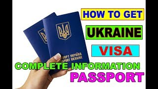 How To Get Ukraine Visit Visa [ business visa ] [ citizenship ] in Urdu / Hindi 2018 by premier visa