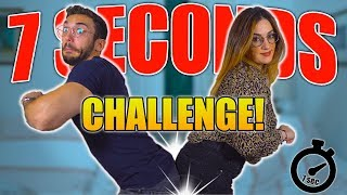 7 SECONDI PER TWEKARE! - 7 Seconds Challenge