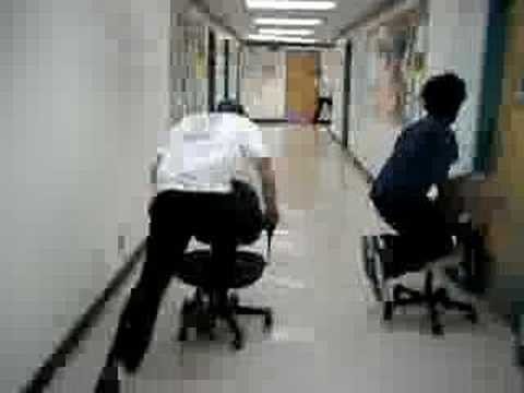 racing office chairs aeron chair lumbar support hallway youtube