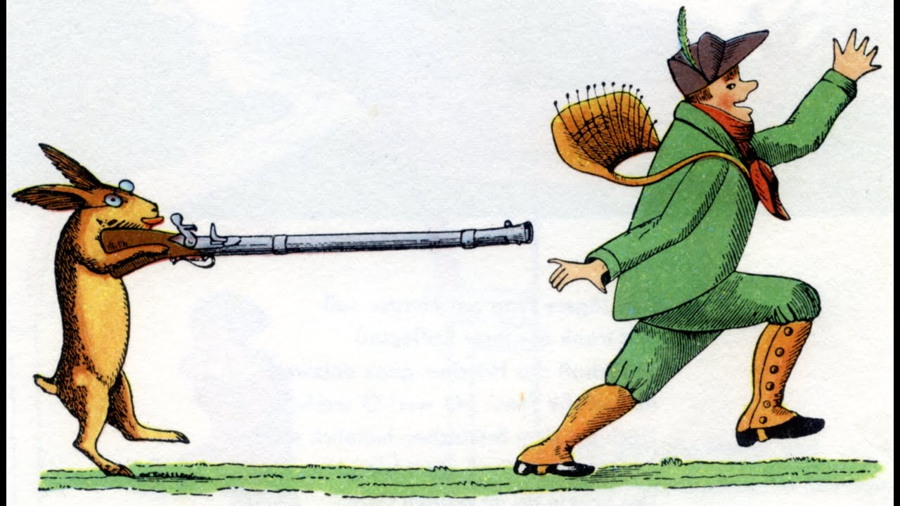 Jäger Englisch