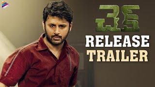Check Movie Release Trailer | Nithiin | Rakul Preet | Priya Prakash Varrier | Chandra Sekhar Yeleti Thumb