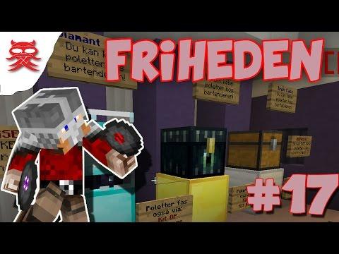 Dansk Minecraft :: Friheden Ep 17 :: PÅ CASINO MED SPILLEMOSE