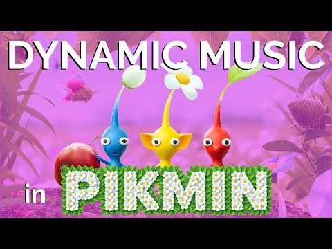 Pikmin's Interactive Soundtrack