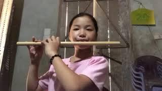 Nữ Nhi Tình - bé Quỳnh Nga 12 tuổi ở nghệ An trả bài học số 06