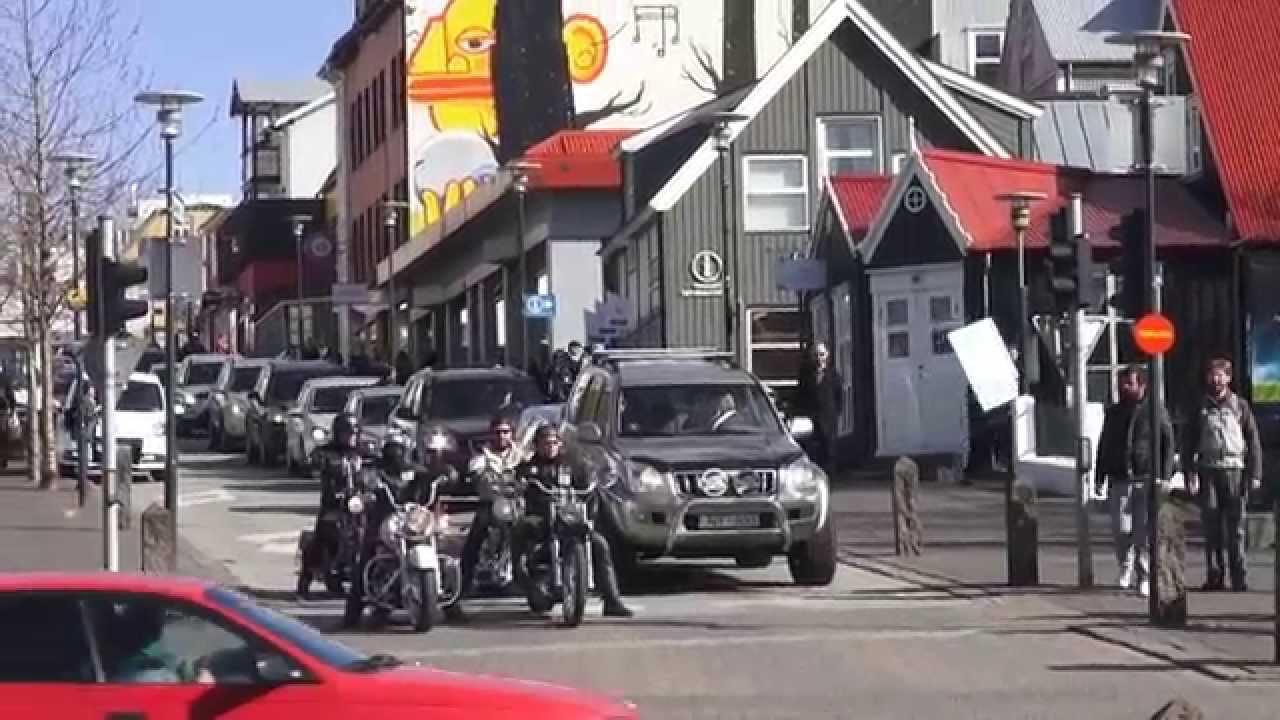 Niezwykly Swiat - Islandia - Reykjavik - YouTube