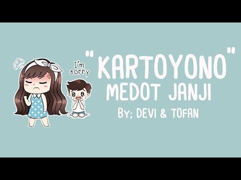 animasi-lirik-kartonyono-medot-janji---devi-&-tofan-(terjemahan)