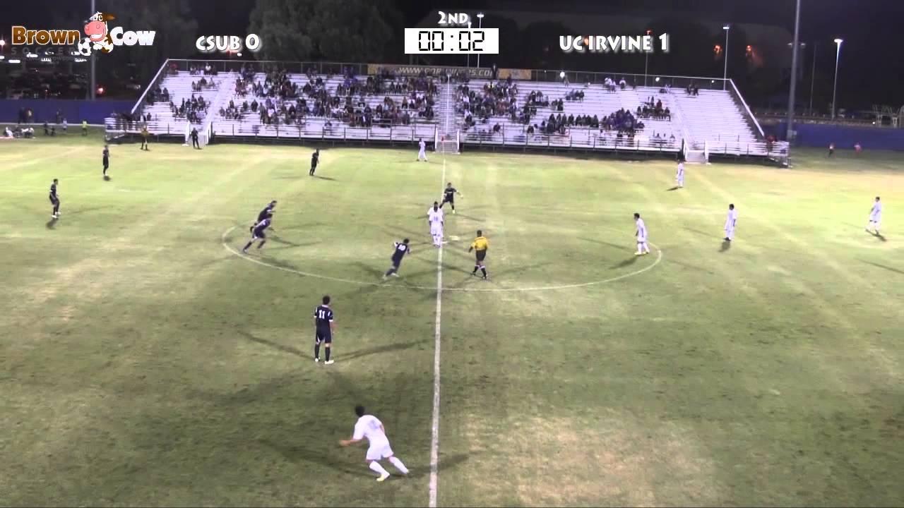 20130927 Mens NCAA Soccer CSU Bakersfield v UC Irvine ...