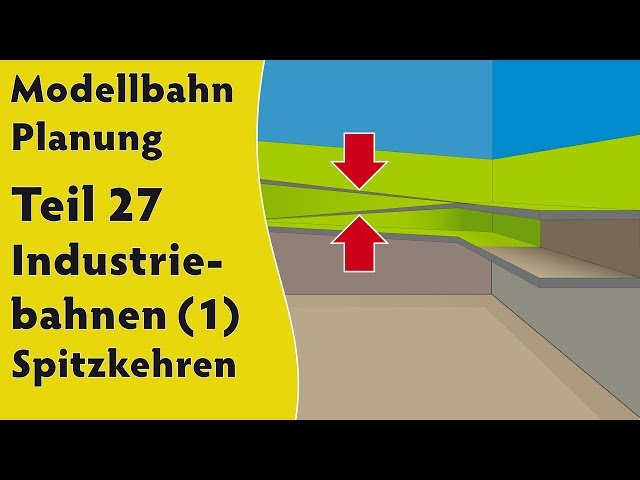 Modellbahn: Planung Teil 27 – Industriebahnen (1) – Spitzkehren (H0 & Spur 0) [subtitled]