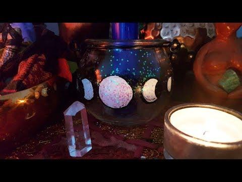 Creazioni Lunari, piccoli tutorial per la Luna Piena
