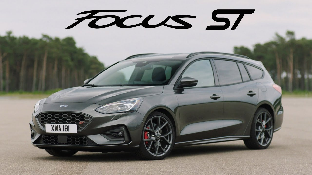2019 Ford Focus St Wagon The Perfect Family Car Youtube