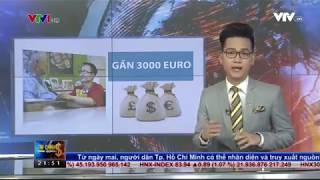 Tin Tức VTV24  -  Xuất Khẩu Lao Động Sang Đức   Hơn 70 triệu Tháng