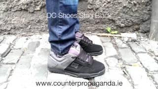 Counter Propaganda - DC Shoes Stag Black/Battleship
