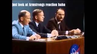 Lying Apollo 11 astronauts busted