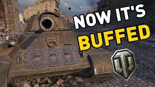 World of Tanks || Now that it's Buffed: SU-100M1