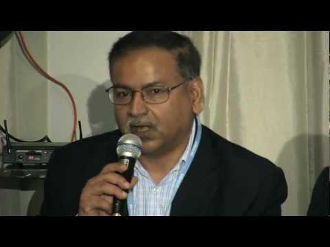 Dr. Saleemul Huq on migration in adaptation strategies - CoP17 side event