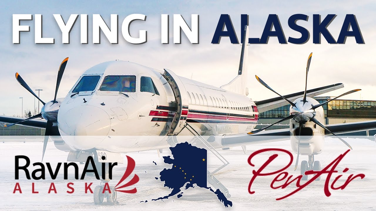 Flying PenAir from Anchorage to Cold Bay via Sand Point