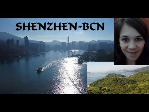 DESPUÉS DE 13 MESES, VIAJE SHENZHEN-BCN (PARTE 1)