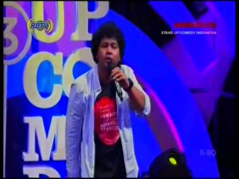 Be - Stand Up Comedy Indonesia 3 [5 Besar - 7 April ...