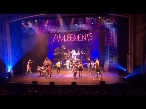 Alex Acevedo choreography- Sensation THE WHO