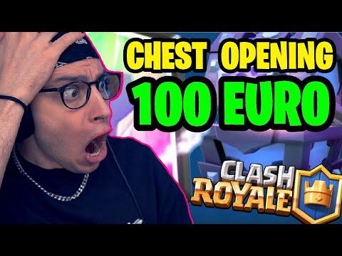 Download Ho SHOPPATO 100 EURO su CLASH ROYALE *cavaliere*